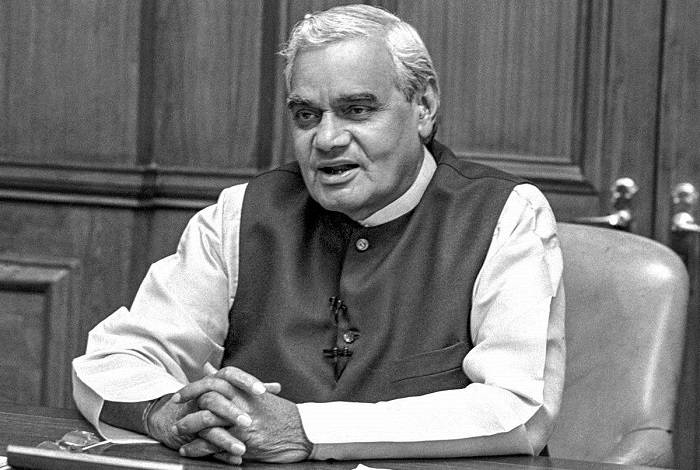 Image Credit : https://m.timesofindia.com/videos/news/how-atal-bihari-vajpayees-golden-voice-has-fallen-silent-due-to-illness/videoshow/64562993.cms