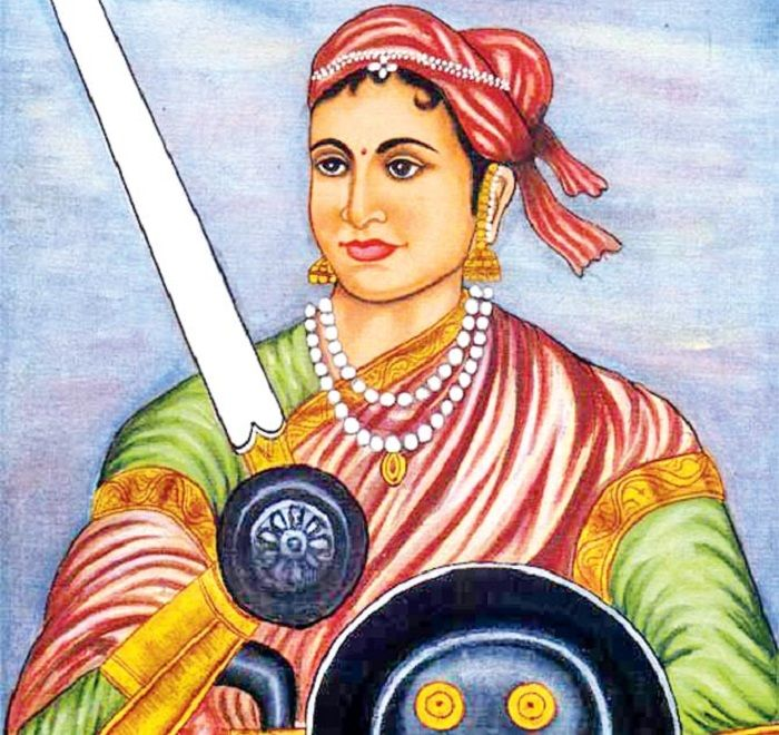 rani lakshmibai biography life history facts death