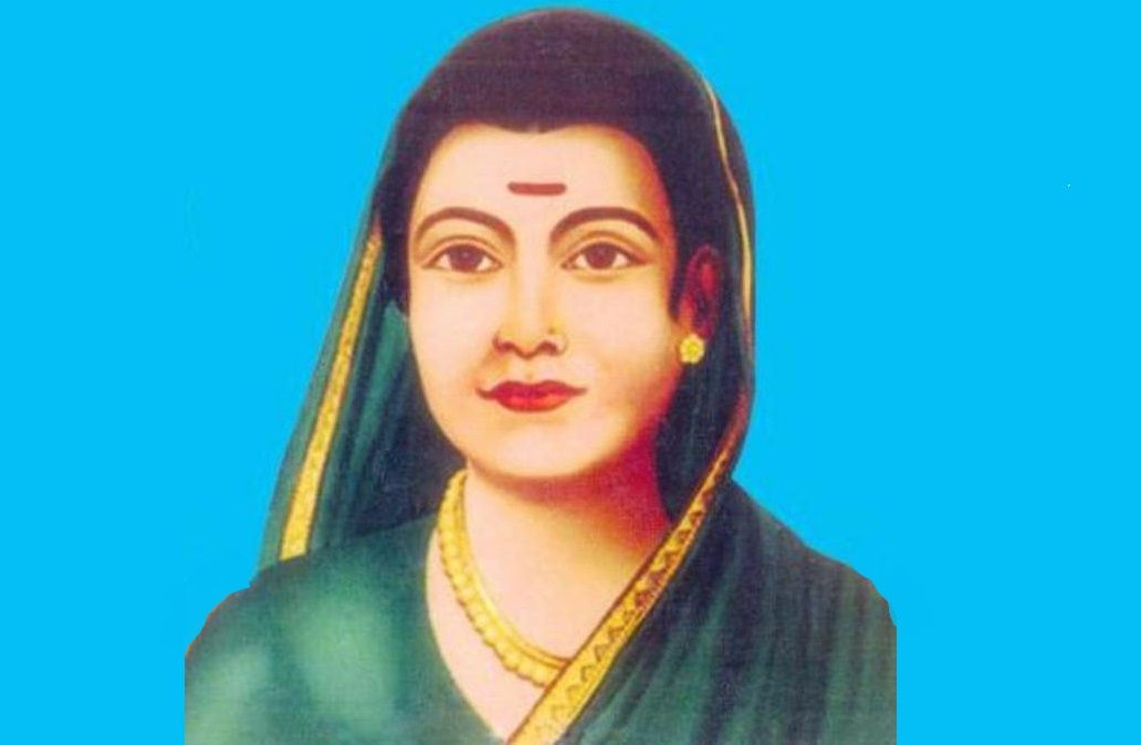 Image Credit : https://www.merisaheli.com/savitribai-phule-indias-first-lady-teacher/