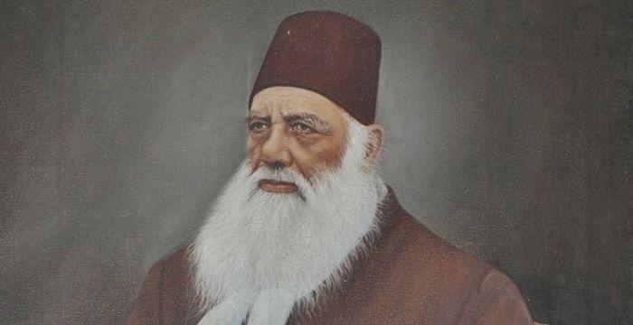 sir syed ahmad khan biography   life history  two nation
