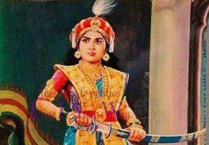 Velu Nachiyar (Veeramangai) Biography