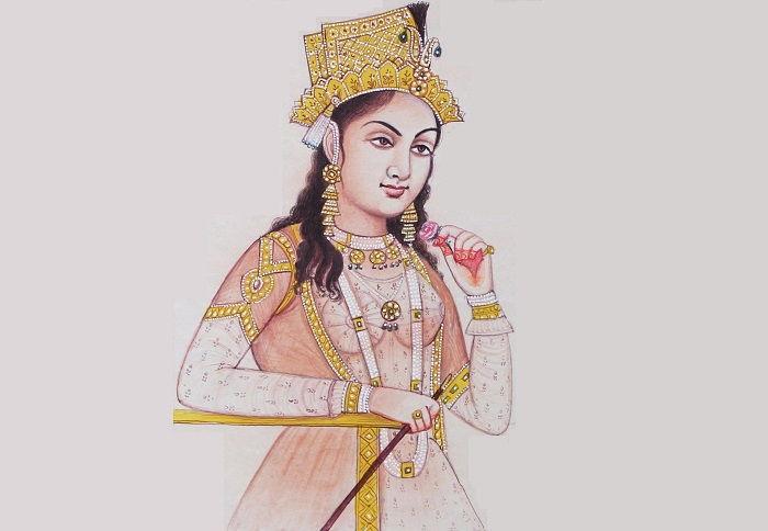 Image Credit : https://anjanadesigns.blogspot.com/2014/08/facts-about-taj-mahal.html