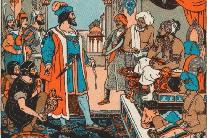 Image Credit : https://navrangindia.blogspot.com/2014/11/portuguese-landing-in-india-1498.html