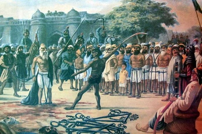 Image Credit : https://kulveersamra.wordpress.com/2016/07/03/the-tragedy-of-banda-bahadur/