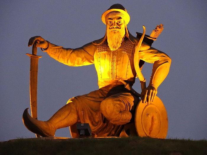 Image Credit : https://en.wikipedia.org/wiki/Banda_Singh_Bahadur