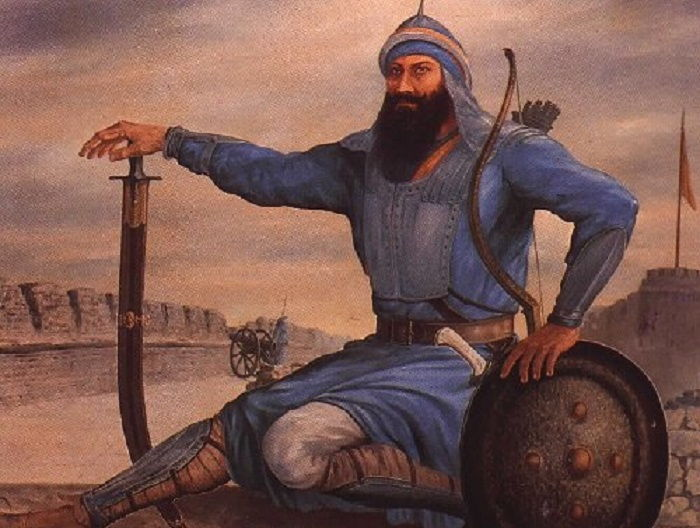 Image Credit : http://www.sikh-history.com/sikhhist/warriors/banda.html
