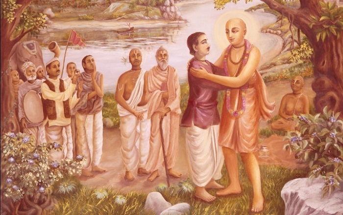 Image Credit : http://www.iskcontimes.com/enquirers-by-sri-chaitanya-mahaprabhu-to-ramananda-raya/
