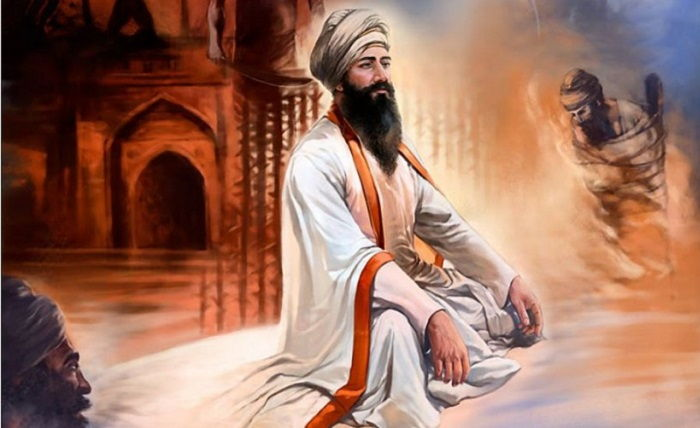 Image Credit : https://www.sikhnet.com/news/official-release-new-painting-guru-tegh-bahadurs-time