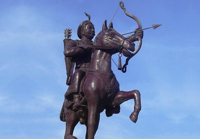 Image Credit : https://en.wikipedia.org/wiki/Prithviraj_Chauhan